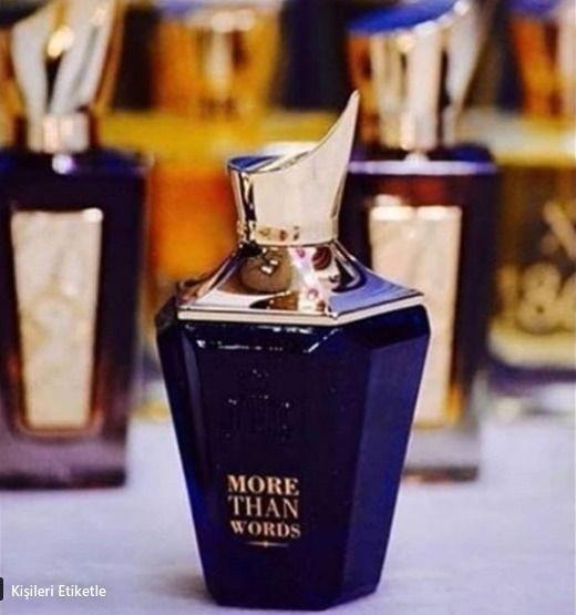 Konsantre Parfum On Instagram Cagla Nin Kullandigi Parfum Xerjoff More Than Words Parfum De Extrait Yogunlugu Formatinda Normal Bir Edt P Parfum Instagram