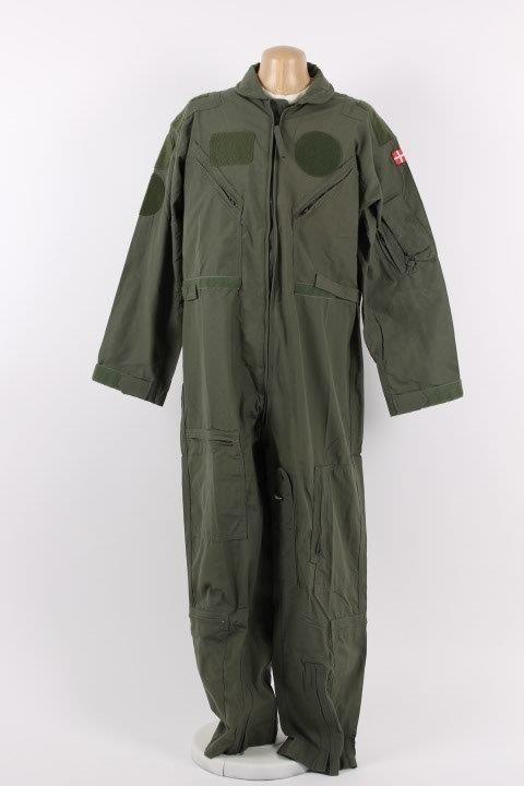 dansk amerikansk militær pilotdragt