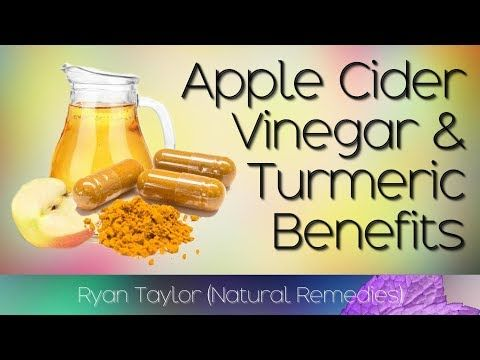 12 Turmeric And Apple Cider Vinegar Benefits Youtube With