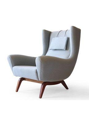 Søren Willadsen Teak Easy Chair  Design: Illum Wikkelsø  Year: 1960