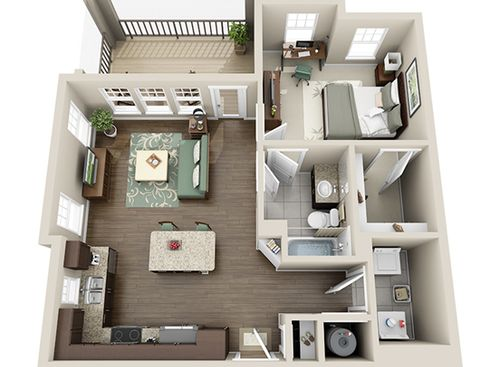 3d Furnished Sims House Home Building Design House Floor Plans