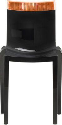 Hi Cut Stuhl - Gestell schwarz lackiert 213 €
