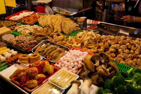 Los mejores países del mundo para probar comida callejera