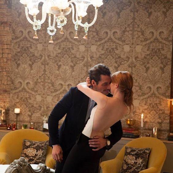 Happy Valentine's Day!!! ❤️❤️❤️❤️❤️ David Gandy + @biondacastana = #DavidGandysGoodnight Video | #DavidGandy #BiondaCastana #HappyValentines #DavidJGandyEspaña