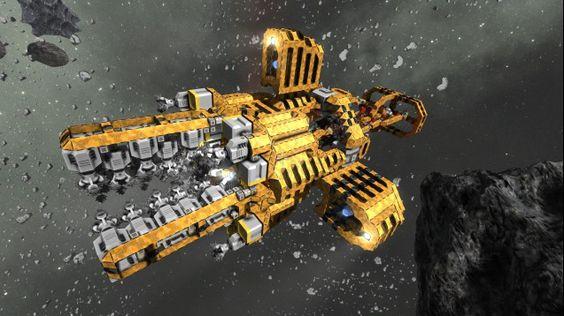 Drilling Machine – Space Engineers