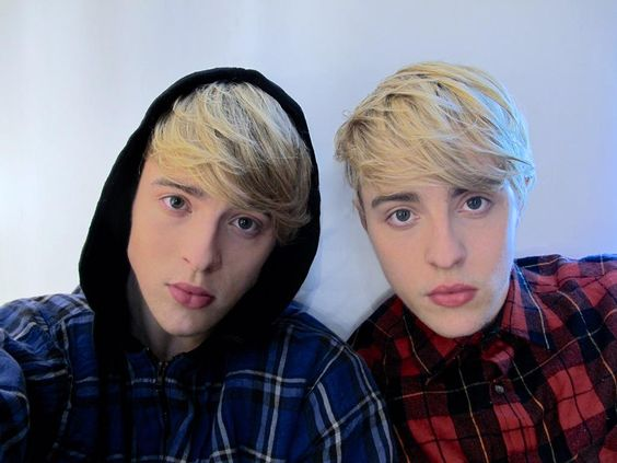"""I'm John and I'm Edward and together we are John and Edward! Jedward"""