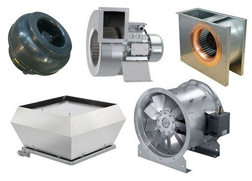 systemair global wall exhaust fan