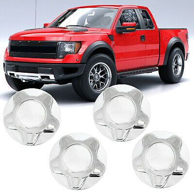 Advertisement Ebay Chrome Wheel Hub Cap Center Cover Set Of 4 For 97 03 Ford F150 Expedition Rim A7 Hub Caps Chrome Wheels Ford F150