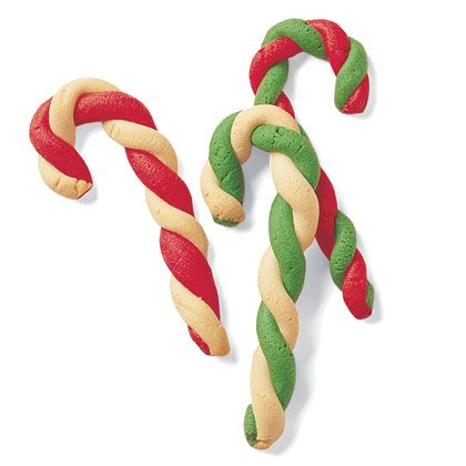 Christmas cookie candy cane recipe