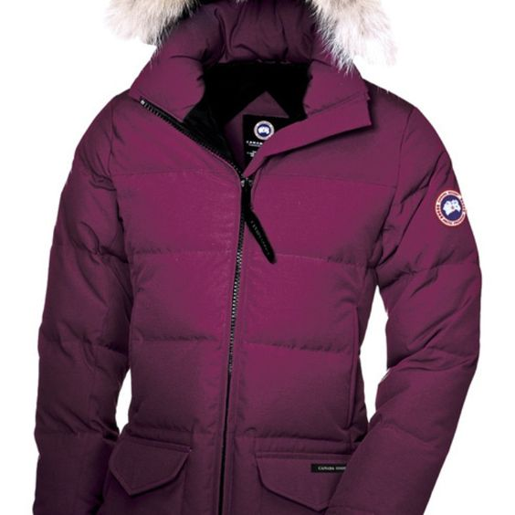 Canada Goose chilliwack parka sale shop - Canada Goose Women's Solaris Parka Berry from Gary's Sports Closet ...