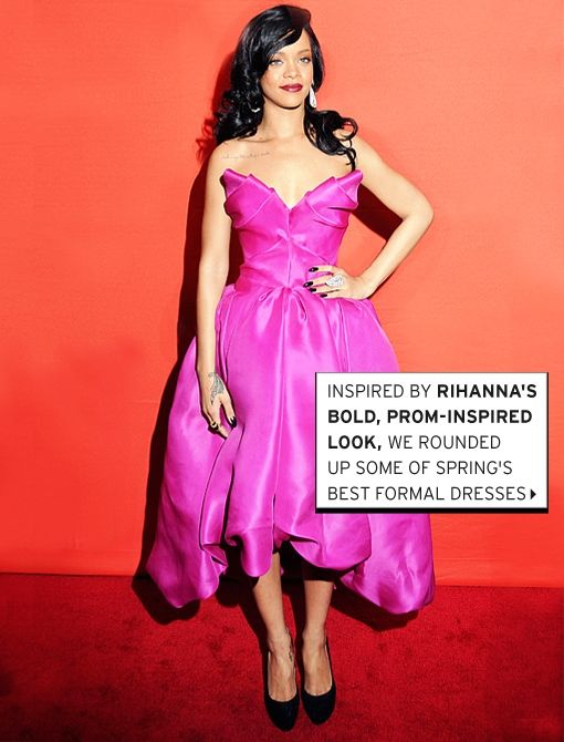 Rihanna   Good Lookin\' People   Pinterest   Marchesa, Boda y ...