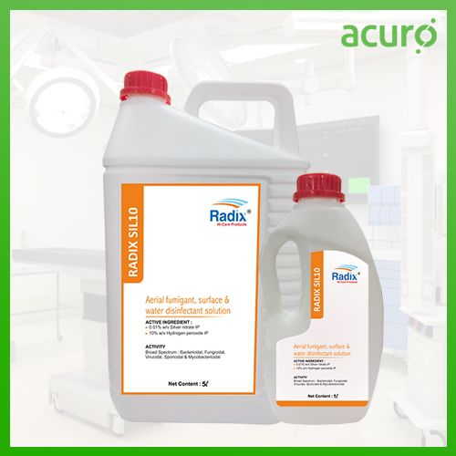 We Are Manufacturer And Suppliers For Hospital Disinfectants Such
