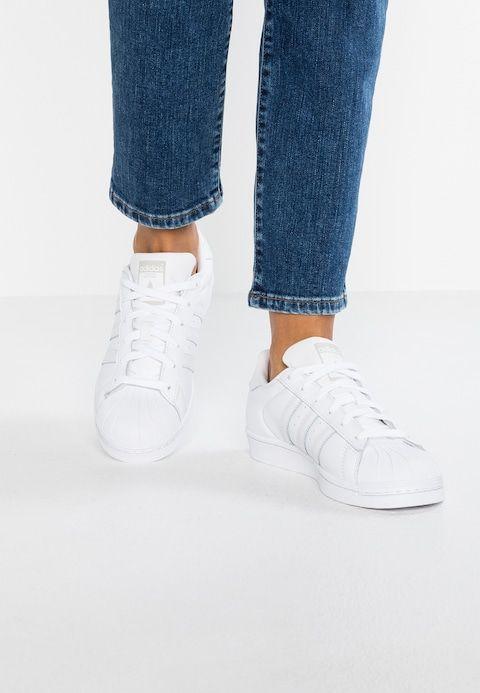 SUPERSTAR Sneakersy niskie adidas Originals whitegrey