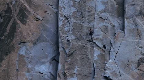 They're basically superhuman. | 14 Reasons Rock Climbers Defy The Laws Of Nature