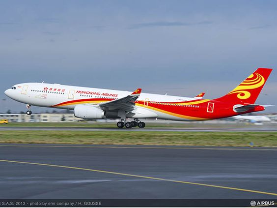 Hong Kong Airlines prend neuf Airbus A330 supplémentaires