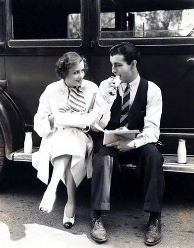 Irene Dunne and Robert Taylor | Flickr - Photo Sharing!