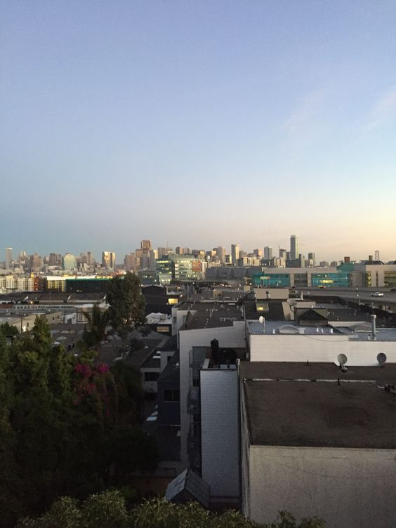 Good morning SF 10.20.15