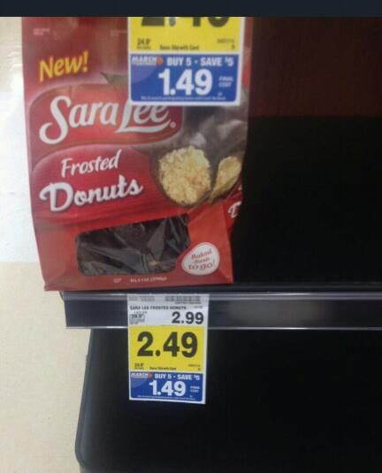 Sara Lee Snacks only $.49 at Kroger after Mega Event Sale and Coupon! - http://www.couponaholic.net/2014/03/sara-lee-snacks-only-49-at-kroger-after-mega-event-sale-and-coupon/