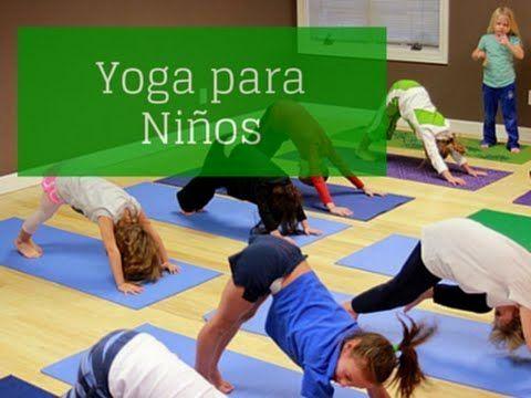 Pin On Yoga Para Niños