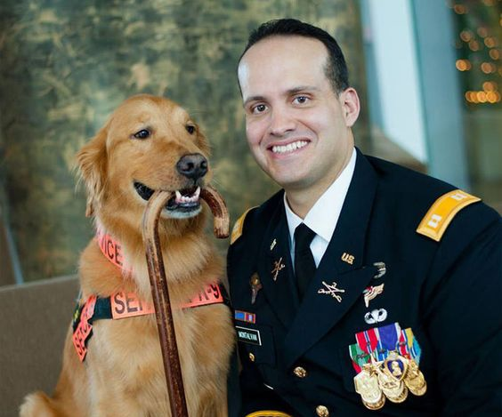 Author and veteran Captain Luis Carlos Montalvan will read excerpts from his latest book, Tuesday Tucks Me In, on Saturday, Dec. 27, at 11 a.m. in the Last Bookstore. Tuesday is the name of Montalvan's service dog, and the relationship between canine and human is the focus of the tome and a departure point from which Montalvan addresses contemporary veterans' issues and the omnipresent specter of PTSD. The reading is free and, yes, Tuesday the dog will be there. #DTLA #LA #LastBookstore