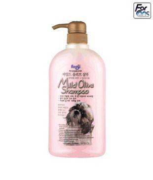 Forcans Mild Olive Shampoo (750 Ml) - Dog Shampoo