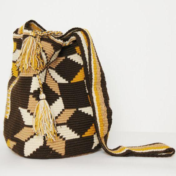 Wayuu Handmade bag: