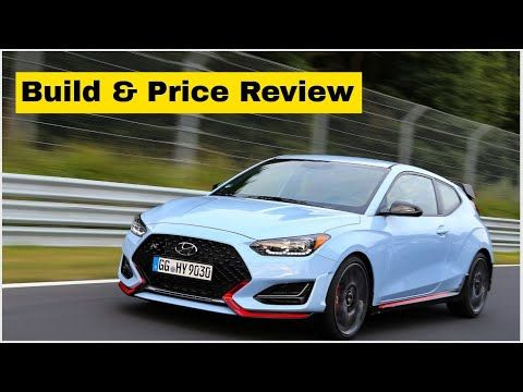 2020 Hyundai Veloster N With Performance Package Build Price Review In 2020 Hyundai Veloster Hyundai Performance