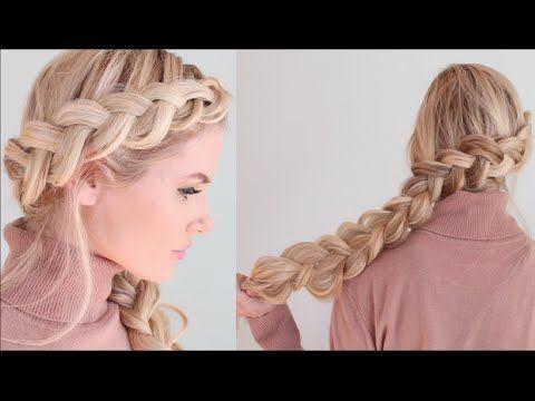 how to fish braid hair