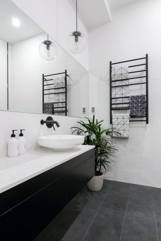 Inspiration and Styles to Choose Bathroom Furniture