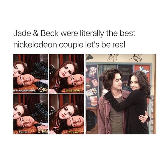 beck and jade relationship poems