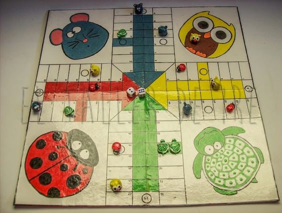 C mo hacer un tablero plegable para un juego de mesa for Flashpoint juego de mesa