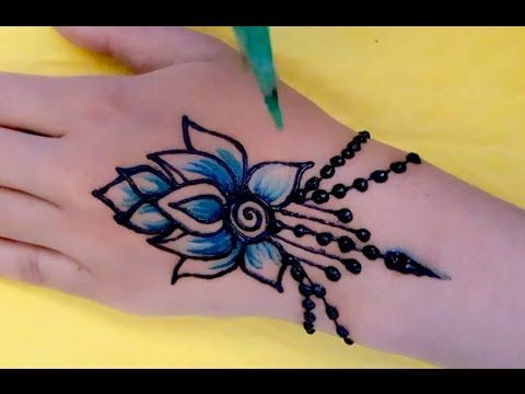 Menakjubkan 12 Gambar Tato Inai Di Tangan 10 Tato Keren Gampang Dibuat Di Tangan Adalah Contoh Gambar Simple Henna Tattoo Henna Simple Henna Tattoo Temporary