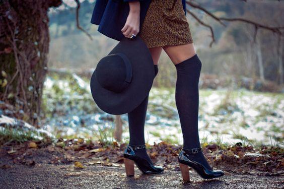 Fashion is a Playground: Premières neiges, premiers émois
