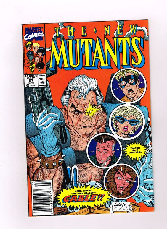 NEW MUTANTS #87 First CABLE appearance! Key issue! Grade 9.2  http://www.ebay.com/itm/NEW-MUTANTS-87-First-CABLE-appearance-Key-issue-Grade-9-2-/302107996947?roken=cUgayN&soutkn=p6vjtk