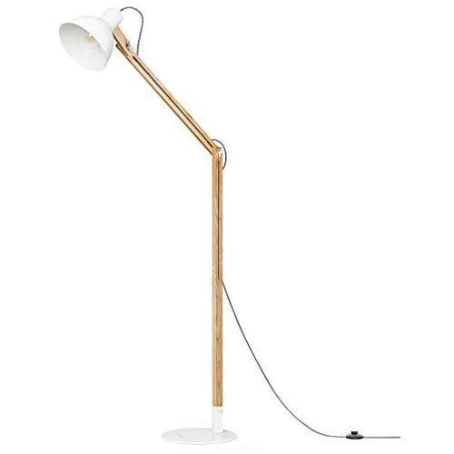Tomons Led Stehlampe Holz Skandinavischer Stil Warmes Und Elegantes Design Schlichte Form Max 40w E27 Hohe 147 Cm Stehlampe Stehlampe Holz Led Stehlampe