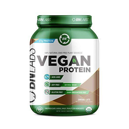 Amazon Com Organic Vegan Protein Powder 27g Protein Raw Certified Organic Organic Vegan Protein Powder Vegan Protein Powder Vegan Protein Powder Reviews
