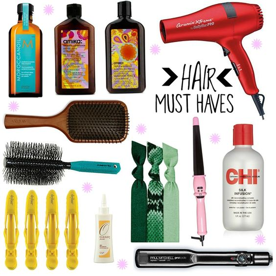 Favorite Hair Products- our hair must-haves for silky, smooth hair! | adoubledose.com