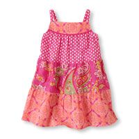 Baby Girl Clothes | Baby Girl Dresses | The Children's Place Canada