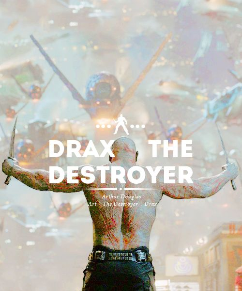Guardians of the Galaxy | Drax the Destroyer
