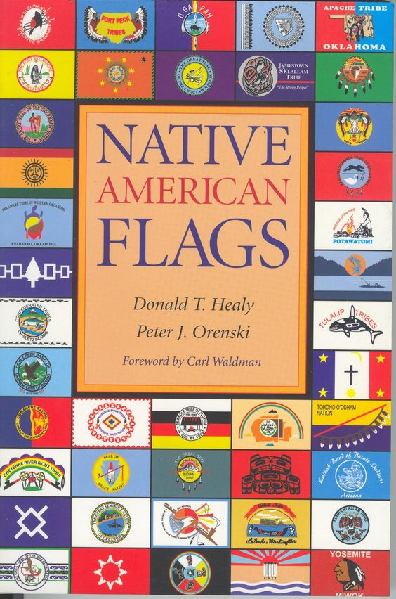 native americans tribes | ... look at the flags and histories of 183 native american tribes
