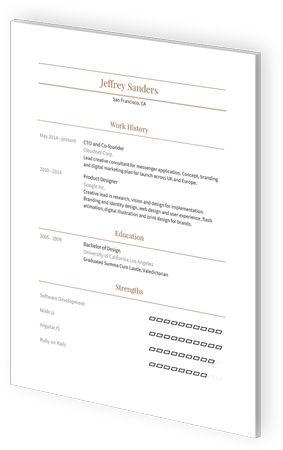 Create an Eye-Catching Resume in Google Docs Job Search - cover letter templates google docs
