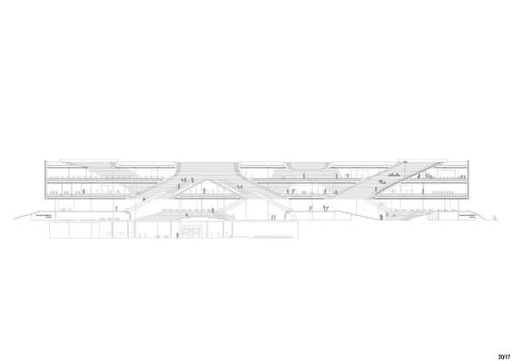 Prechteck: National Library Of Austria Extension | Beta   Research |  Pinterest | Austria, Extensions And Architecture