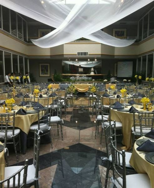 The Treetops Atrium Wedding And Event Venue Hyattsville