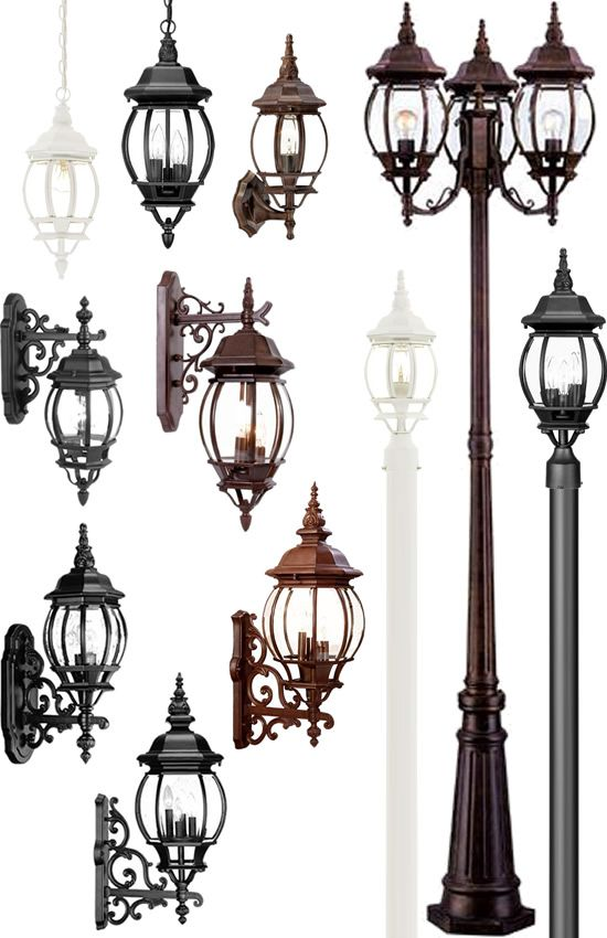 Acclaim Lighting Chateau Collection Traditional Outdoor Lighting Deep Discount Lighting Outdoor Lighting Traditional Lanterns Copper Lantern