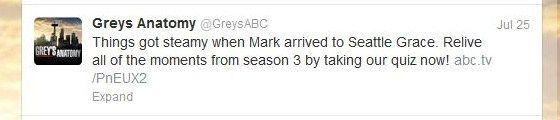 Grey's Anatomy Twitter