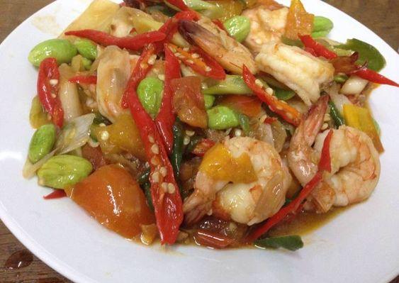 Resep Udang Tauco Medan Tahun Baru Oleh Ekitchen Resep Resep Udang Resep Resep Masakan