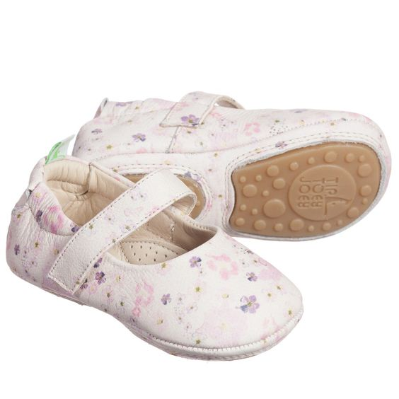 Baby Girls Floral 'Dolly' First Walker Shoes, Tip Toey Joey, Girl
