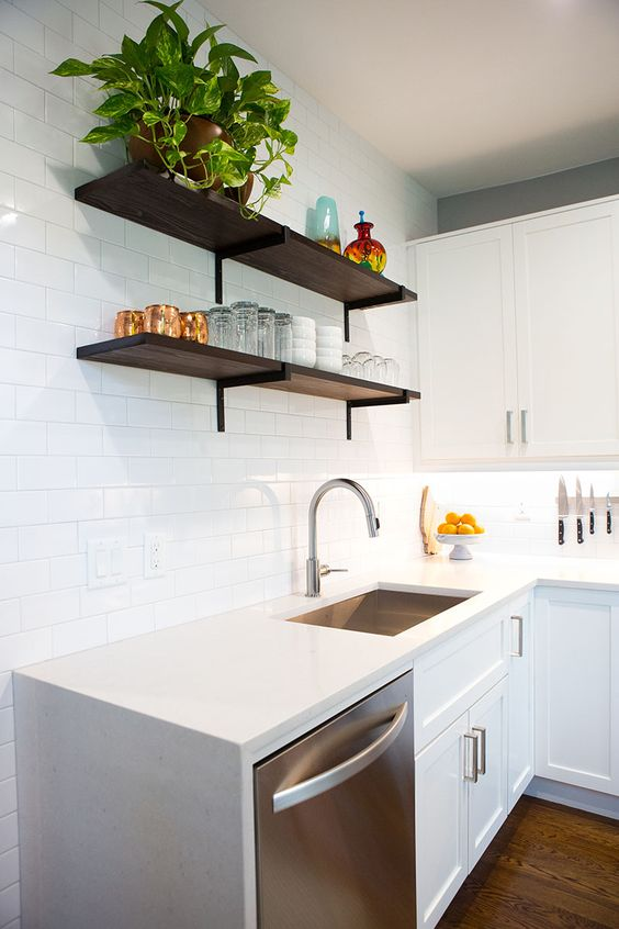 a rental to renovation in columbus, oh - the kitchen countertops