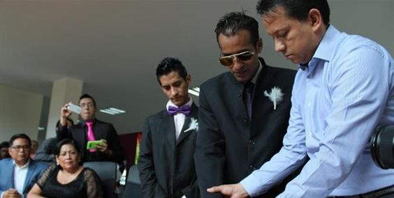 Realizan primer matrimonio igualitario en Zacatecas