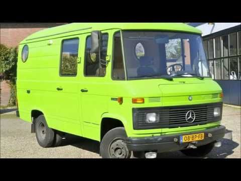 Best Diy Caravan Collection Mercedes Benz 508d Van Conversion Youtube Mercedes Van Mercedes Camper Mercedes Benz Classic